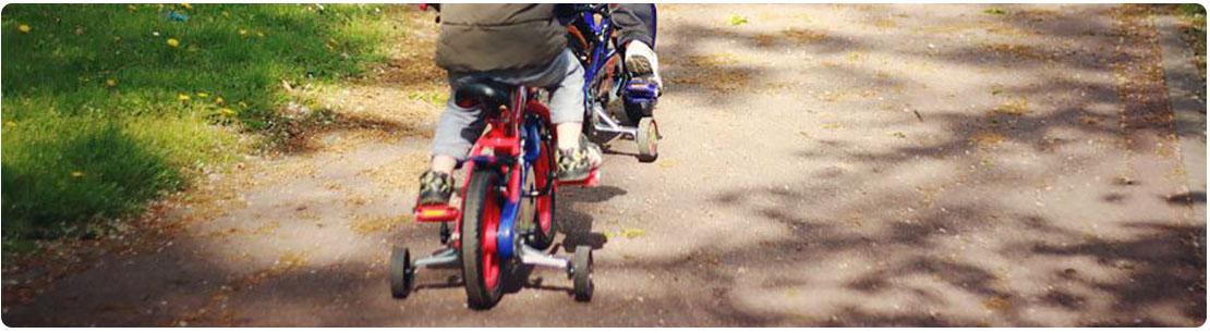 accessoires pour vélos enfants