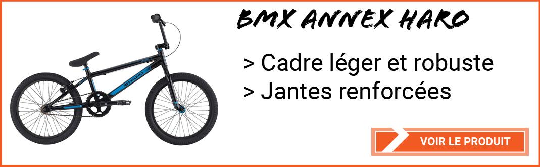 BMX pour commencer le Dirt : BMX Haro Annex
