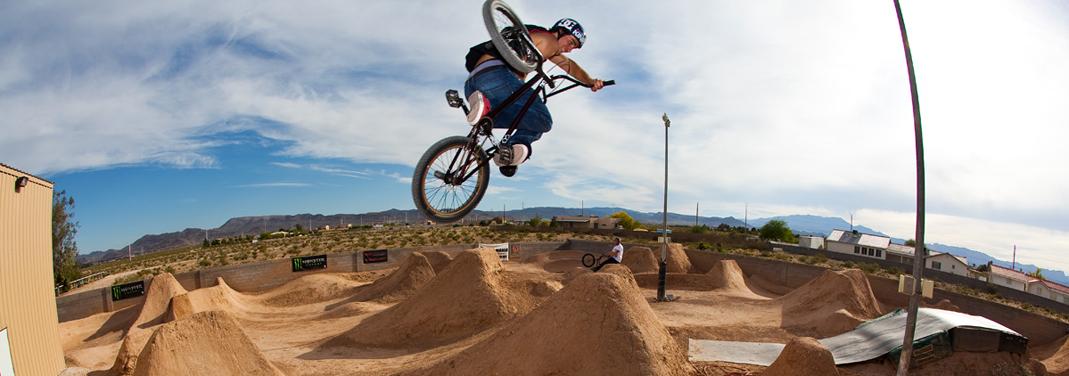 BMX Dirt : pratique de la discipline et équipement pour débuter