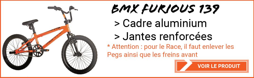 BMX pour débuter le Race : BMX Furious 139