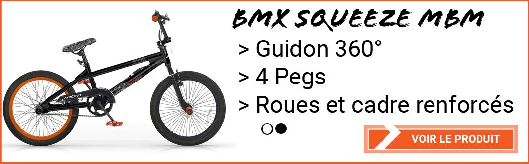 BMX pour le Street : trouver le BMX pour débuter le Street