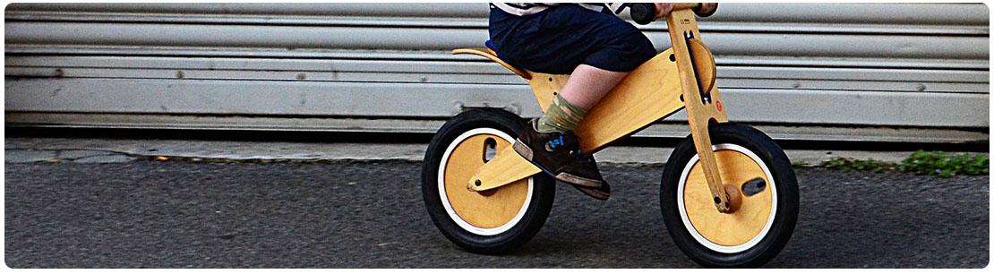 Guide taille vélo enfant, draisienne et tricycle