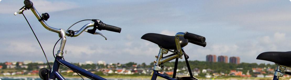 Les différentes pratiques du vélo tandem