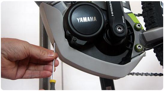 velo electrique moteur yamaha