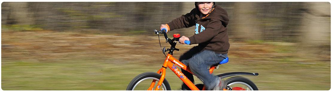 questions fréquentes vélos enfants