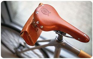 selle vélo vintage