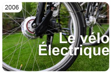 Création site Bybike Vélo électrique