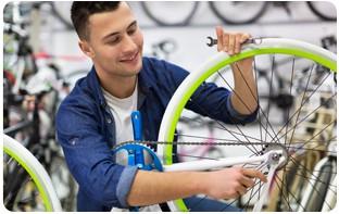 Vélo pliant : entretien périodique