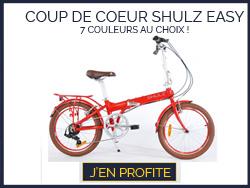 Vélo pliant Shulz Easy