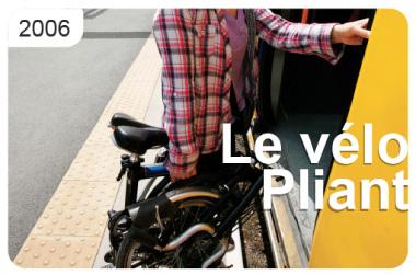 2006 : spécialiste vélo pliable