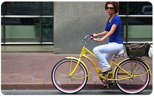vélo beach cruiser