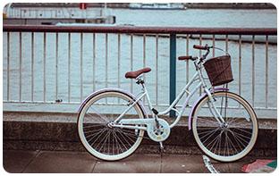 vélo de ville vintage