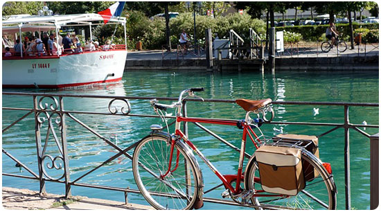Entretenir un vélo français