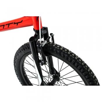 Noir-Ops Vélo BMX Poignées MX Rose Turbo