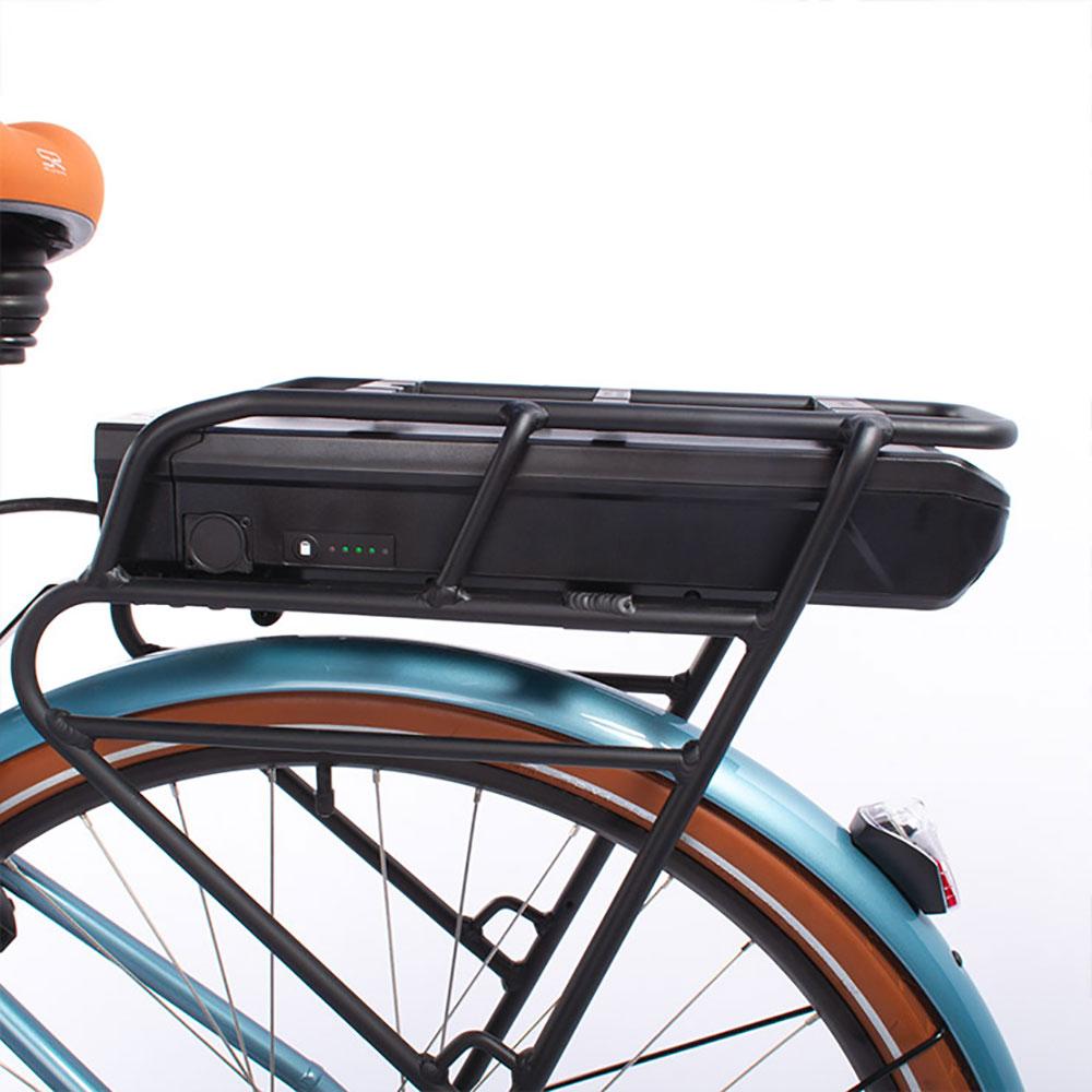 O2Feel, Batterie de vélo ville électrique