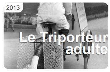 Triporteur et Biporteur indusctriels et familiaux