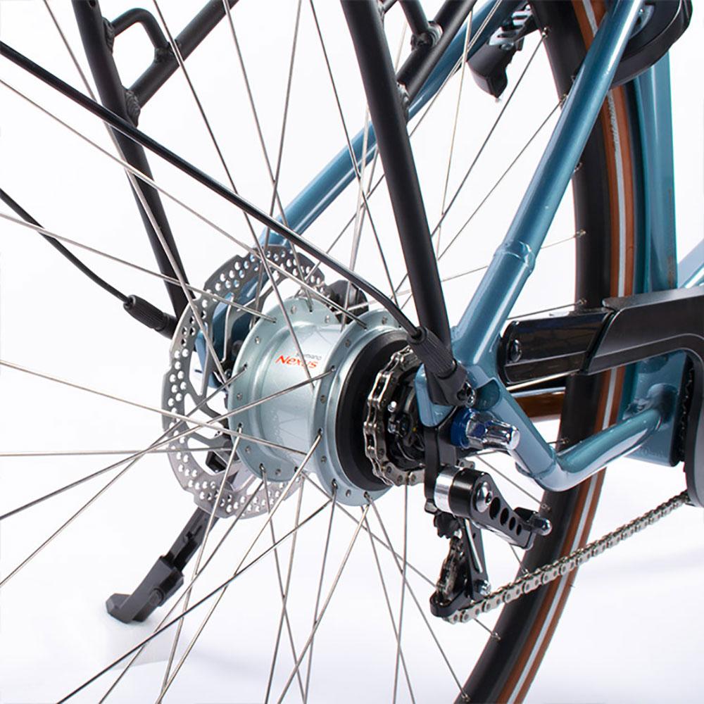 Dérailleur Nexus intégré - vélo de ville électrique 02Feel