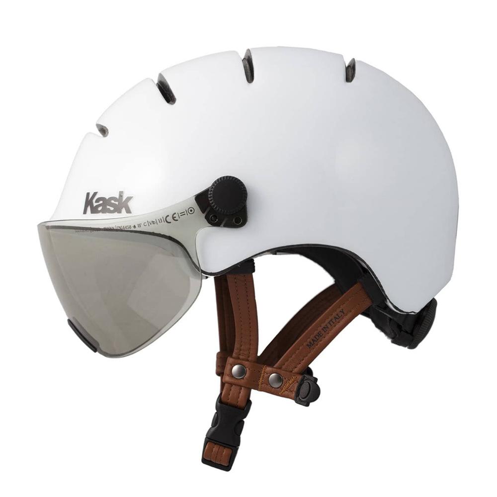 Le casque Kask vue de profil