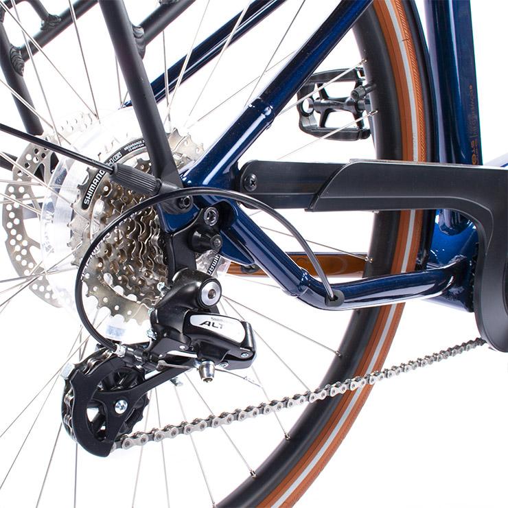 Dérailleur Vélo électrique Vog City Up 4.1 O2Feel