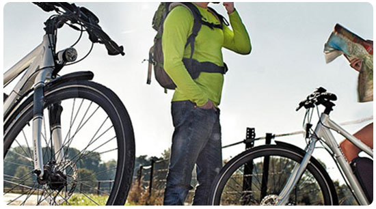 usages vélo électrique