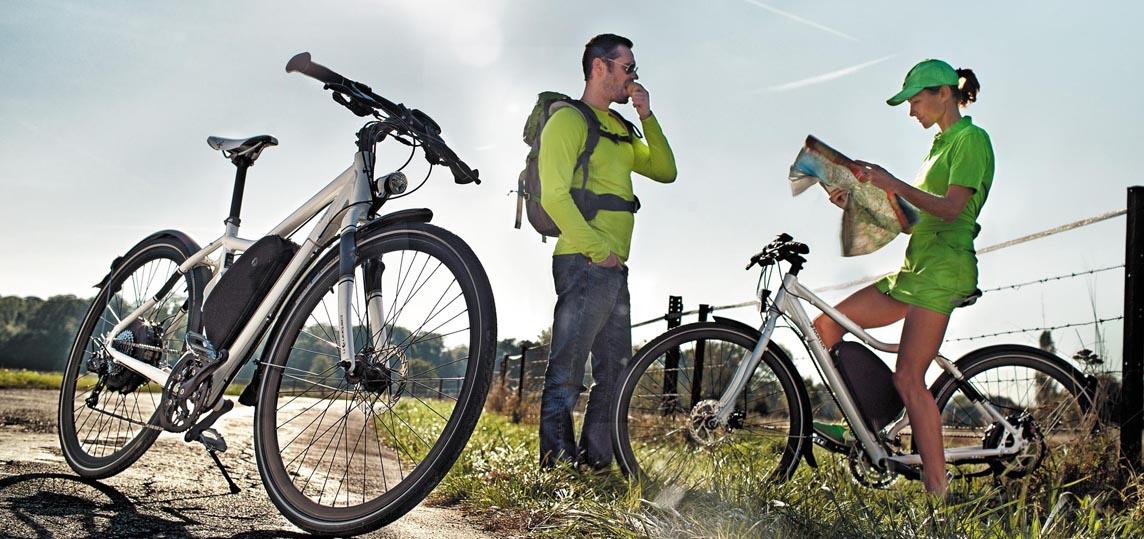 Vélo à assistance électrique